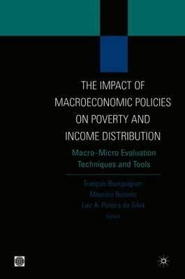 9780821357798: The Impact of Macroeconomic Policies on Poverty and Income Distribution: Macro-Micro Evaluation Techniques and Tools