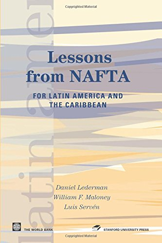 9780821358139: Lessons from NAFTA: For Latin America and the Caribbean (Latin American Development Forum)