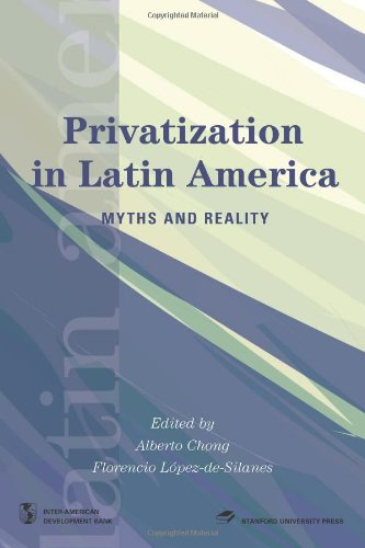 9780821358825: Privatization in Latin America: Myths and Reality (Latin American Development Forum)