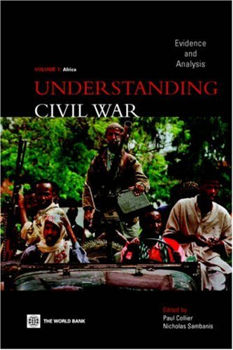 9780821360477: Understanding Civil War: Evidence and Analysis, Vol. 1--Africa
