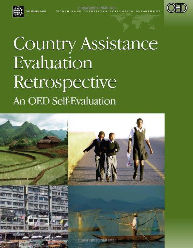 9780821363164: Country Assistance Evaluation Retrospective: OED Self-Evaluation (Independent Evaluation Group Studies)
