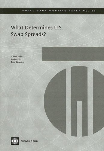 9780821363386: What Determines U.S. Swap Spreads? (World Bank Working Papers)