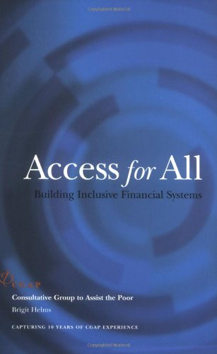 9780821363607: Access for All: Building Inclusive Financial Systems