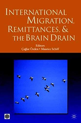 9780821363720: International Migration, Remittances, and Brain Drain (Trade and Development)