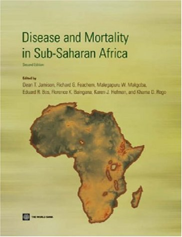 9780821363973: Disease and Mortality in Sub-Saharan Africa (WBI Development Studies)