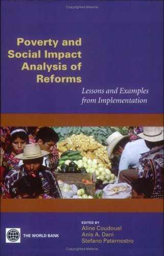 Poverty and Social Impact Analysis of Reforms: