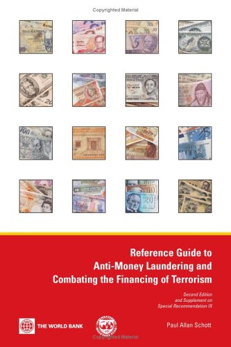 9780821365137: Reference Guide to Anti-Money Laundering and Combating the Financing of Terrorism
