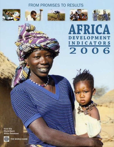 9780821365373: Africa Development Indicators 2006: From the World Bank Africa Database