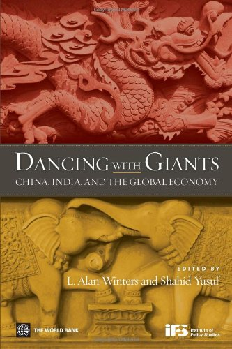 9780821367490: Dancing with Giants: China, India, and the Global Economy