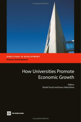 9780821367513: How Universities Promote Economic Growth (Directions in Development)