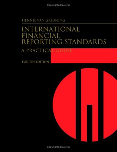 9780821367681: International Financial Reporting Standards: A Practical Guide