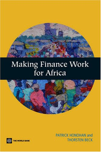 Making Finance Work for Africa: Patrick Honohan