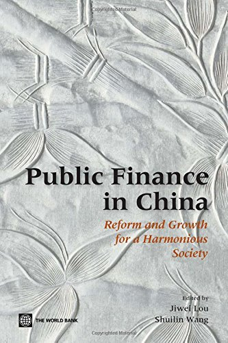 9780821369272: Public Finance in China: Reform and Growth for a Harmonious Society