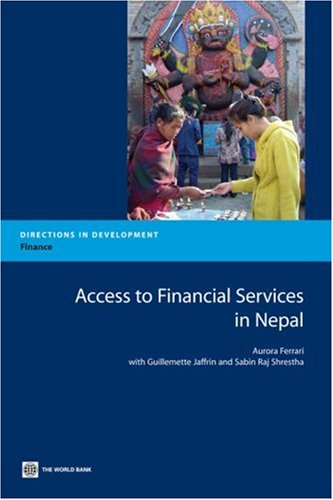 9780821369890: Access to Financial Services in Nepal (Directions in Development)
