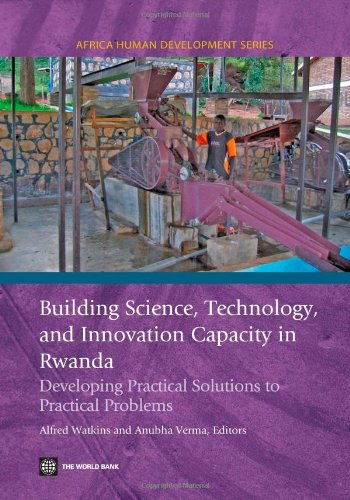 9780821373569: Building Science, Technology and Innovation Capacity in Rwanda (Africa Human Development Series)