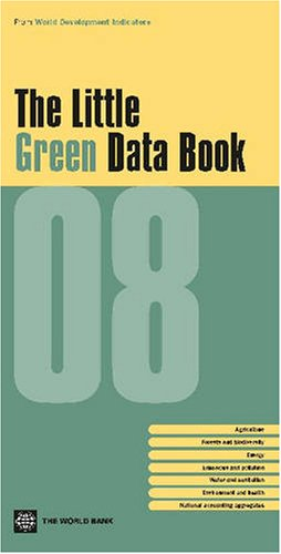 9780821373996: The Little Data Book 2008 (Little Green Data Book)