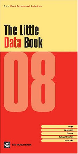 9780821374009: The Little Data Book 2008 (Little Data Book)