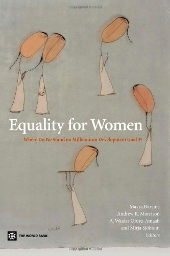 9780821374467: Equality for Women: Where Do We Stand on Millennium Development Goal 3?