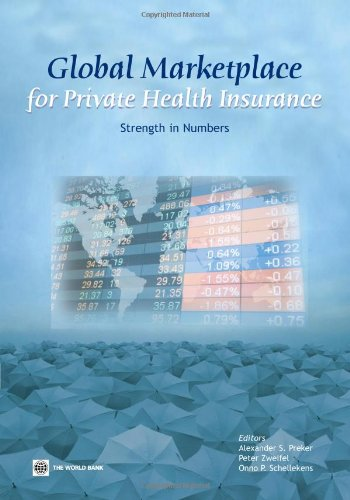 9780821375075: Global Marketplace for Private Health Insurance: Strength in Numbers