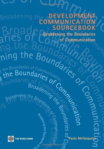 9780821375228: Development Communication Sourcebook: Broadening the Boundaries of Communication
