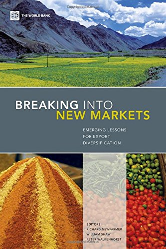 9780821376379: Breaking Into New Markets: Emerging Lessons for Export Diversification