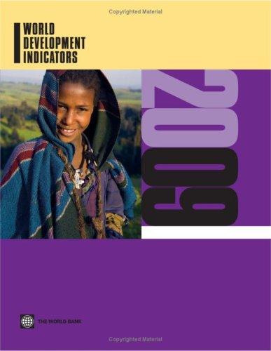 9780821378298: World Development Indicators 2009