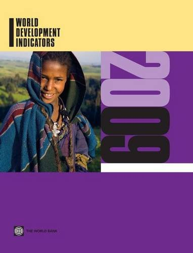 9780821378328: World Development Indicators 2009
