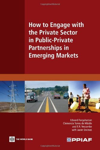 9780821378632: How to Engage with the Private Sector in Public-Private Partnerships in Emerging Markets