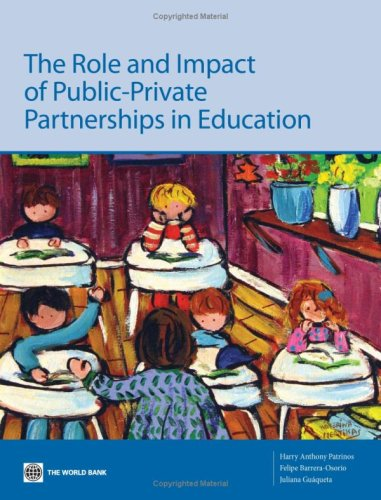 9780821378663: The Role and Impact of Public-Private Partnerships in Education
