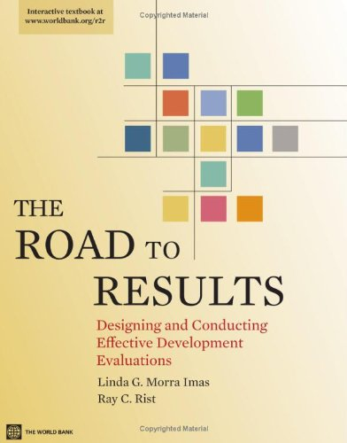 9780821378915: The Road to Results: Designing and Conducting Effective Development Evaluations (World Bank Training Series)