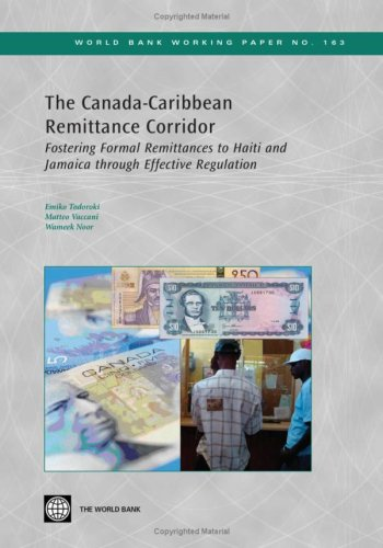 9780821379196: The Canada-Caribbean Remittance Corridor: Fostering Formal Remittances to Haiti and Jamaica through Effective Regulation (World Bank Working Papers)