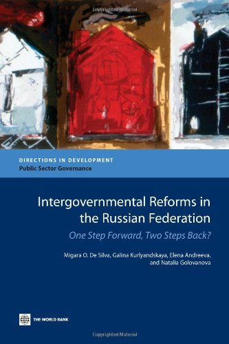 9780821379677: Intergovernmental Reforms in the Russian Federation: One Step Forward, Two Steps Back? (Directions in Development)