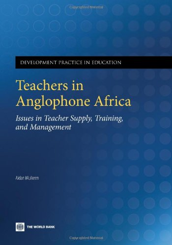TEACHERS IN ANGLOPHONE AFRICA (C18053): WORLD BANK