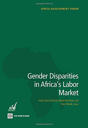 9780821380666: Gender Disparities in Africa's Labor Market (Africa Development Forum)