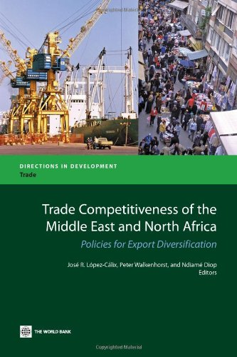 9780821380741: Trade Competitiveness of the Middle East and North Africa: Policies for Export Diversification (Directions in Development: Trade)