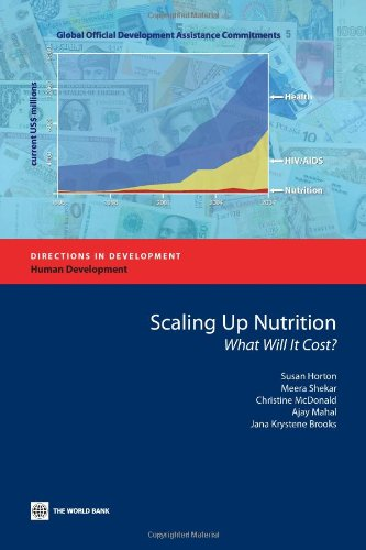 9780821380772: Scaling Up Nutrition: What Will It Cost? (Directions in Development)