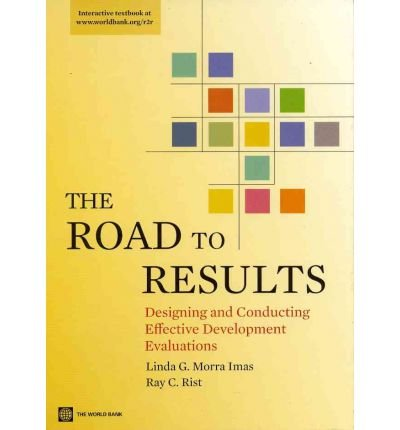 9780821380802: The Road to Results: Designing and Conducting Effective Development Evaluations