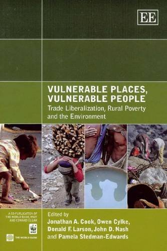9780821380994: Vulnerable Places, Vulnerable People: Trade Liberalization, Rural Poverty and the Environment (World Bank Publications)