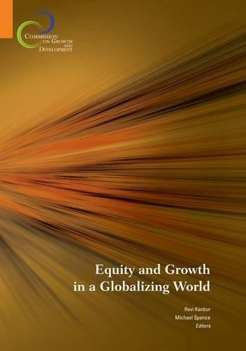 9780821381809: Equity and Growth in a Globalizing World