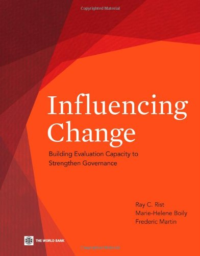 9780821384039: Influencing Change: Building Evaluation Capacity to Strengthen Governance (World Bank Training Series)