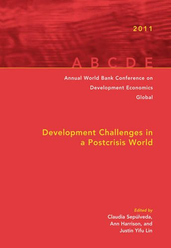 9780821385227: Annual World Bank Conference on Development Economics 2011: Development Challenges in a Post-crisis World (Annual World Bank Conference on Development Economics (Global))