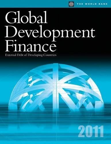 9780821386736: Global Development Finance 2011: External Debt of Developing Countries