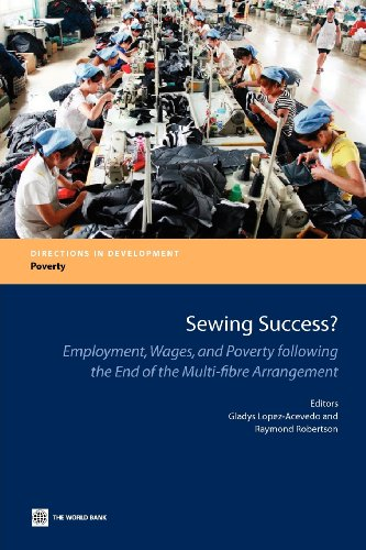 9780821387788: Sewing Success?: Employment, Wages, and Poverty following the End of the Multi-Fibre Arrangement (Directions in Development)