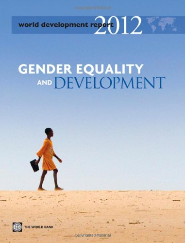 9780821388105: World Development Report 2012: Gender Equality and Development