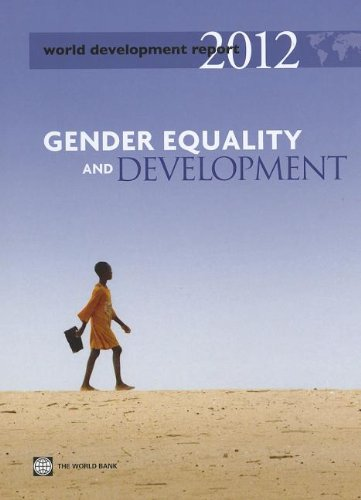 9780821388259: World Development Report 2012: Gender Equality and Development
