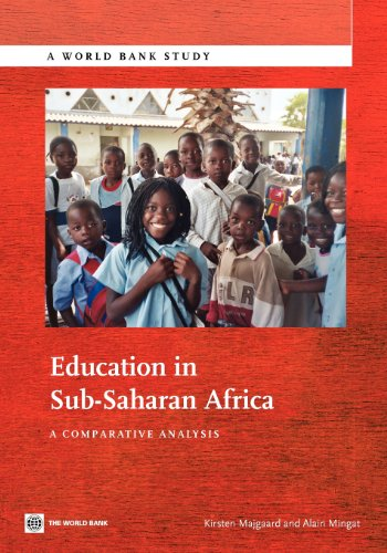 9780821388891: Education in Sub-Saharan Africa: A Comparative Analysis (World Bank Studies)