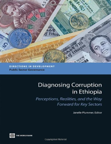 9780821395318: Diagnosing Corruption in Ethiopia: Perceptions, Realities, and the Way Forward for Key Sectors (Directions in Development)