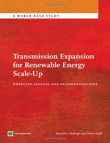9780821395981: Transmission Expansion for Renewable Energy Scale-Up: Emerging Lessons and Recommendations (World Bank Studies)
