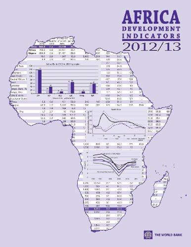 9780821396162: Africa Development Indicators 2012/2013