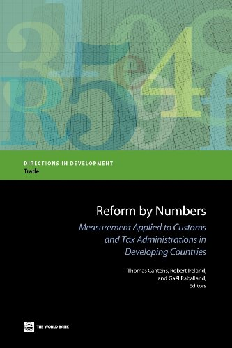 9780821397138: Reform by Numbers: Measurement Applied to Customs and Tax Administrations in Developing Countries (Directions in Development)
